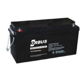 ORBUS 12 V 150 AH JEL AKÜ (DEEP CYCLE)
